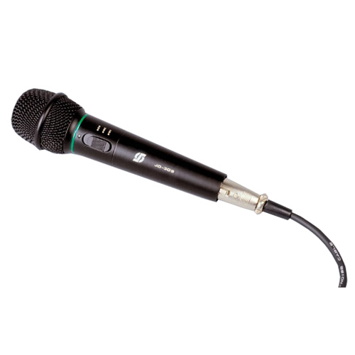 Dynamic Unidirectional Microphone With 9 Cable