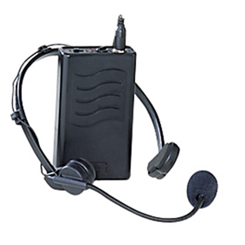Wireless Headset Mic for Lecterns