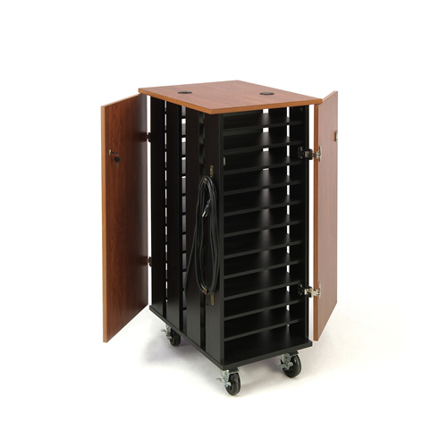 Tablet Charging and Storage Cart