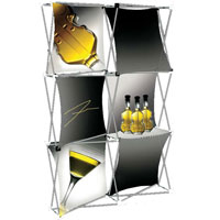 Collage Pop-Up Frames