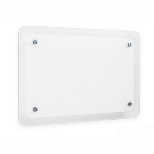 Acuity Frosted Series Wallmount Whiteboards