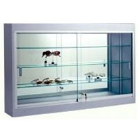 Wall-Mounted Trophy & Display Cases