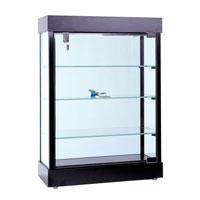 GL07 Laminate Rectangular Counter Top Display Case