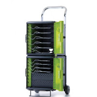 Tech Tub2 Trolley - holds 10 devices