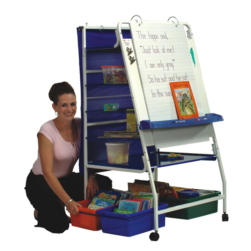 Expanded Storage Royal® Reading/Writing Center