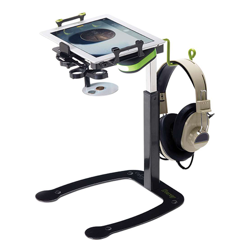 New!! DEWEY The Document Camera Stand with Microscope & LED Light