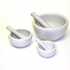 Porcelain Mortar with Pestle