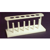 Plastic Test Tube Rack - 6 Place