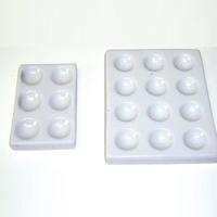 Porcelain Spotting Plates