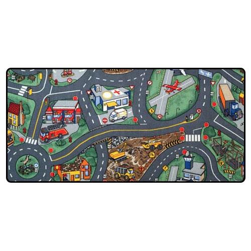 Transportation Learning Carpets
