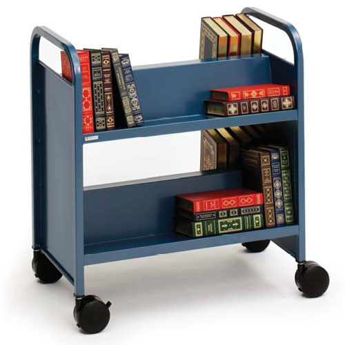 BOOV5 Double-Sided Book Trucks