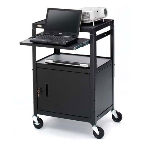 CA2642NS Cabinet AV Notebook and Projection Carts