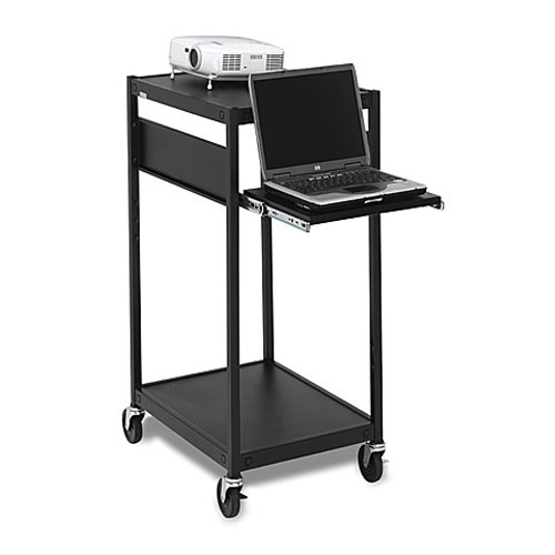ECILS2-BK Mobile Projector Carts