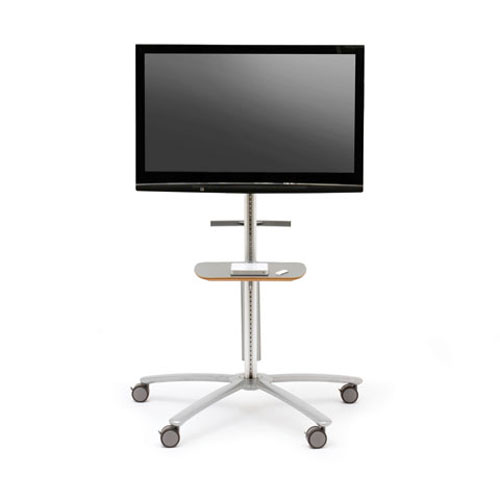 FPP72 K-Base Flat Panel Display Cart