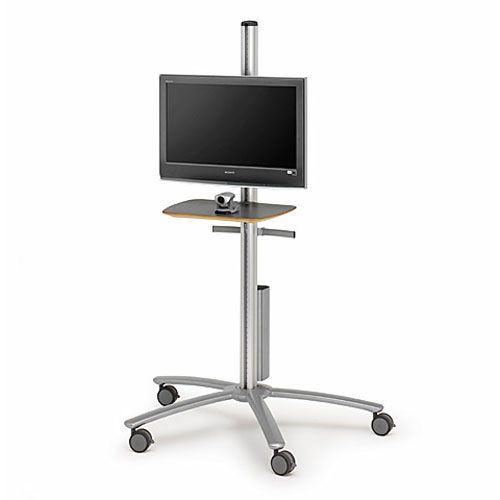 FPP72V200 K-Base Flat Panel Display Cart