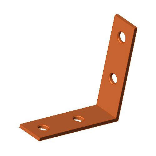 Floor Mounting Brackets for Science Tables