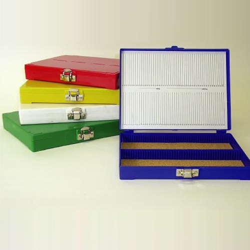 100 Capacity Slide Box