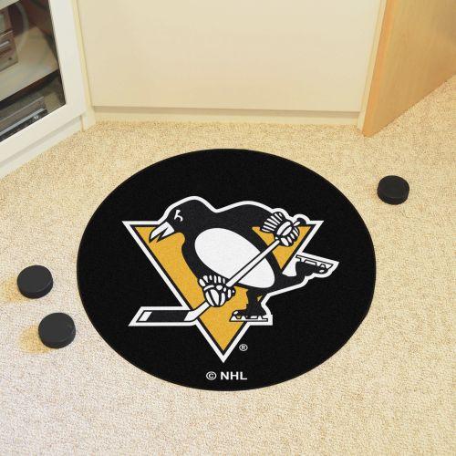 NHL Puck Mat