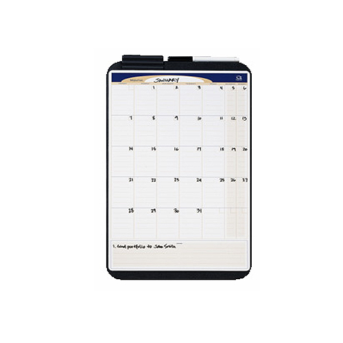 Quartet® Tack & Write™ Planner and Calendar Boards