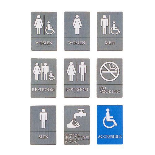 Quartet® ADA Signs