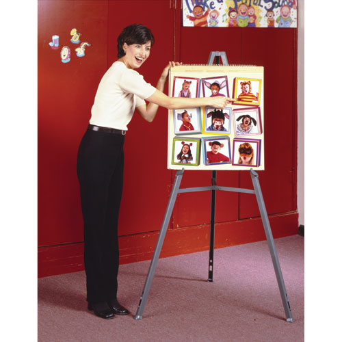 Pre-Assembled Display Easel