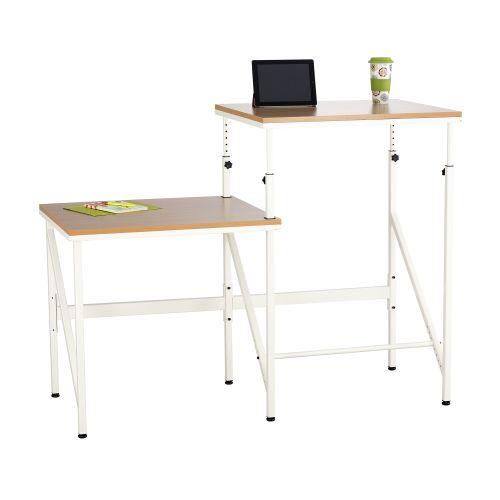 Elevate™ Bi-Level Desk