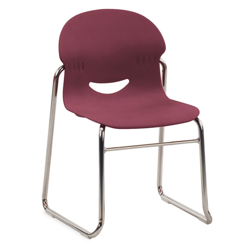 I.Q.® Series Sled-Based Chair