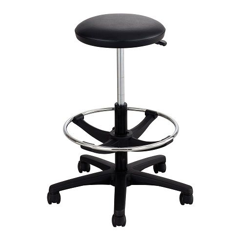 Extended-Height Lab Stool