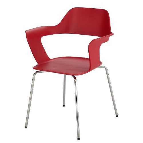 Bandi® Shell Stack Chair (Qty. 2)