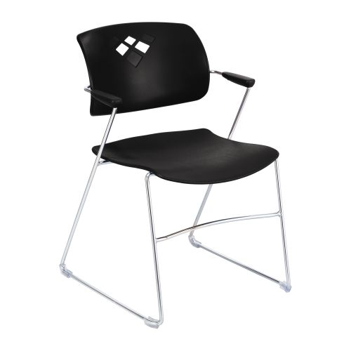 Veer&#8482 Flex Frame Stacking Chair (Qty. 4)
