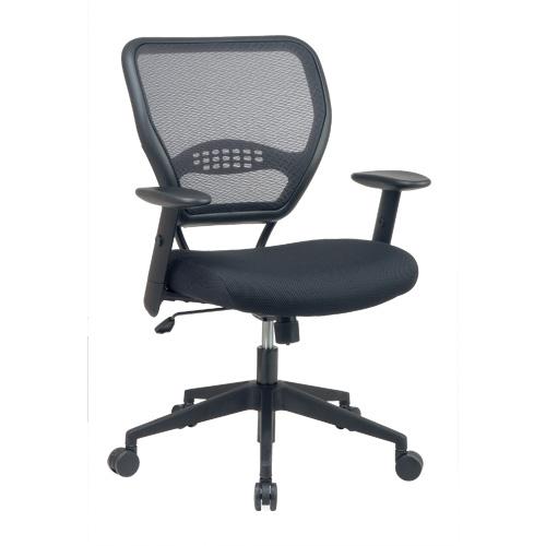 Mobile Mesh-Back Task Chair