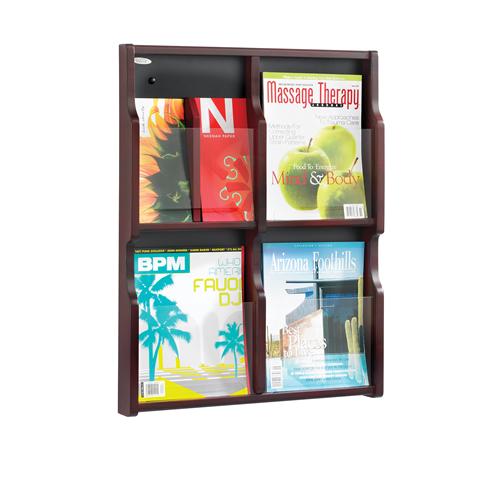 Expose™ Magazine & Pamphlet Displays