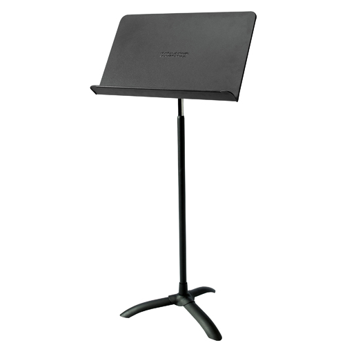 Black on Black Music Stand