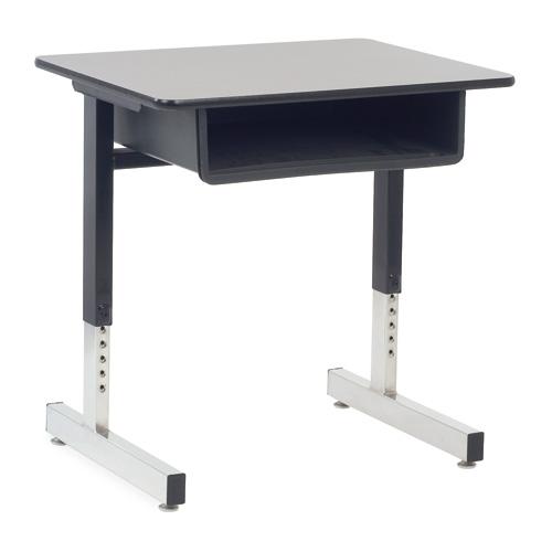 Cantilever-Leg Student Desk