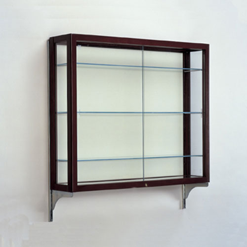 heirloom series wall mounted display cases us markerboard. Black Bedroom Furniture Sets. Home Design Ideas