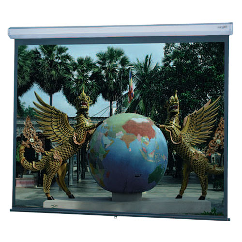 Da-Lite Model C Manual Projection Screen with CSR