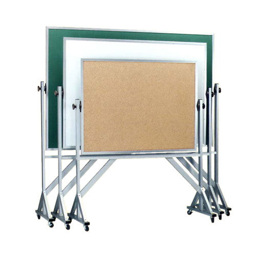 Classic Freestanding Reversible Mobile Board