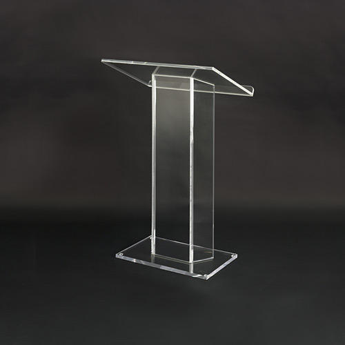 Acrylic Lecterns and Podiums