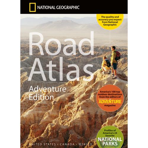 Adventure Edition Road Atlas