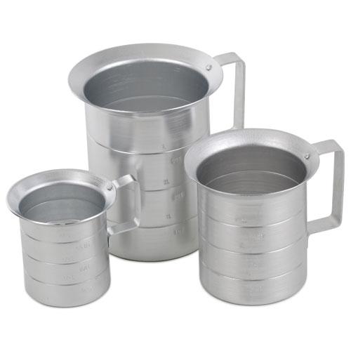 Aluminum Liquid Measuring Cups