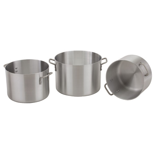 Aluminum Sauce Pots and Covers