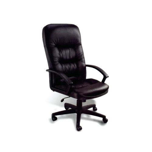 Extra Thick Executive LeatherPlus Chair