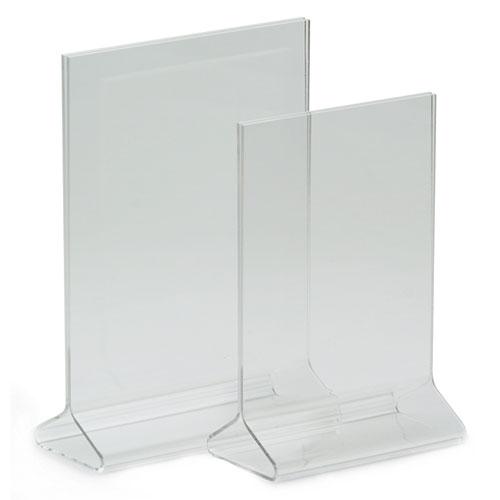 Clear Acrylic Card Holders