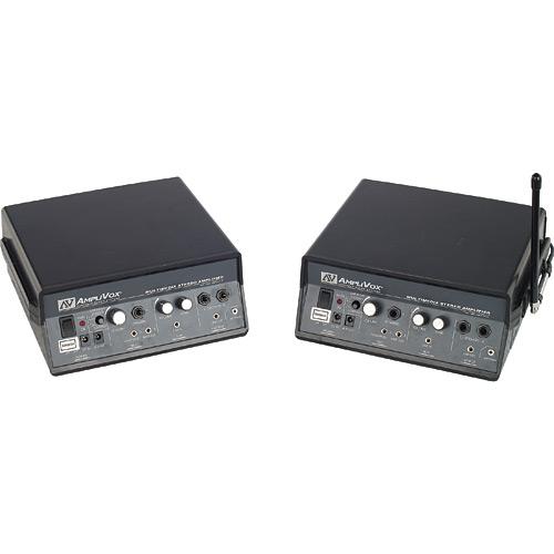 S805A/SW805A Stereo Multimedia 50 Watt Amplifier