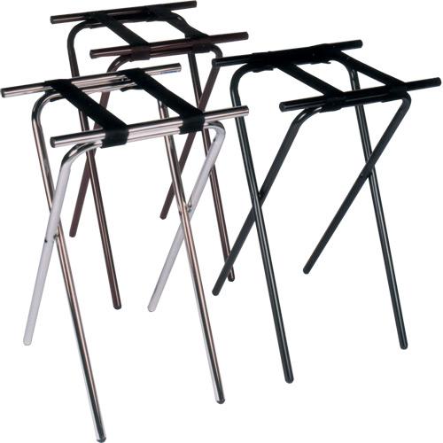 Deluxe Steel Tray Stand