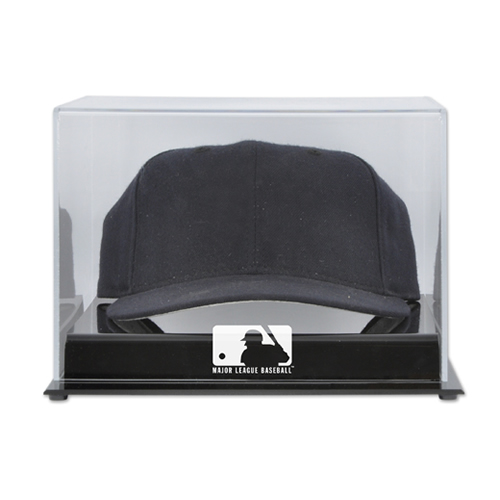 Acrylic Cap Display Case with MLB Team Logo