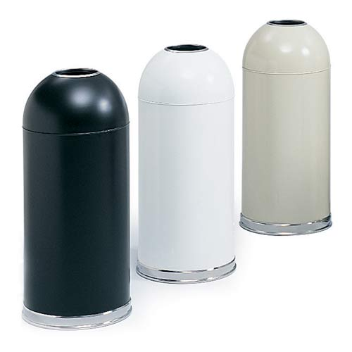 Dome Top Waste Receptacles