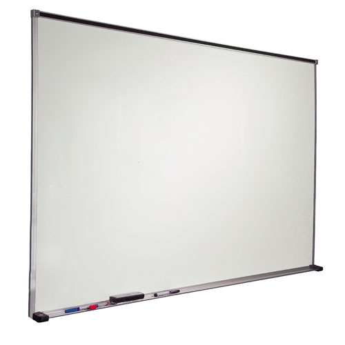 Inspire Non-Ghosting Non-Magnetic Whiteboards with High Pressure Laminate Surface & Maprail