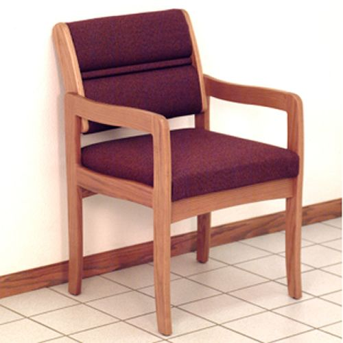 Valley Guest Chair - Standard Leg Base