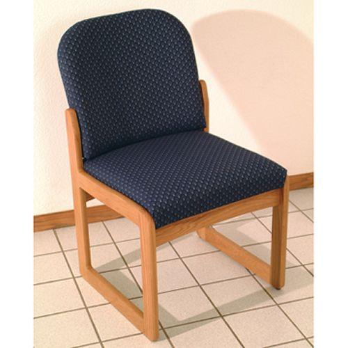 Prairie Guest Chair - Sled Base